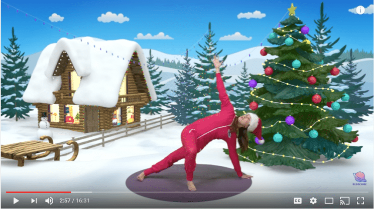 christmas-yoga