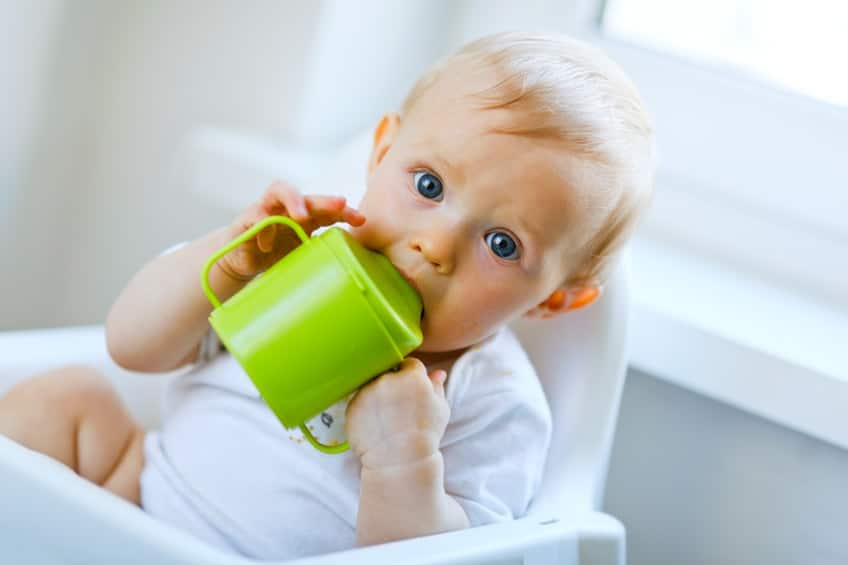 Cup Confusion: Are Sippy Cups Bad For My Baby?