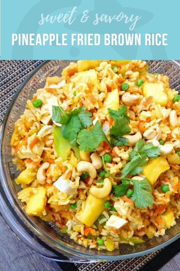 Pineapple Fried Brown Rice | Healthy Ideas & Recipes for Kids