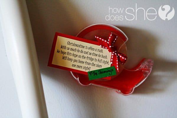 25 Creative Non-Treat Neighbor Christmas Gifts   Healthy ...