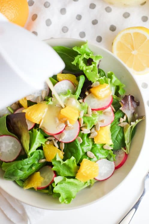 Super Simple Citrus Dressing | Super Healthy Kids | Food and Drink