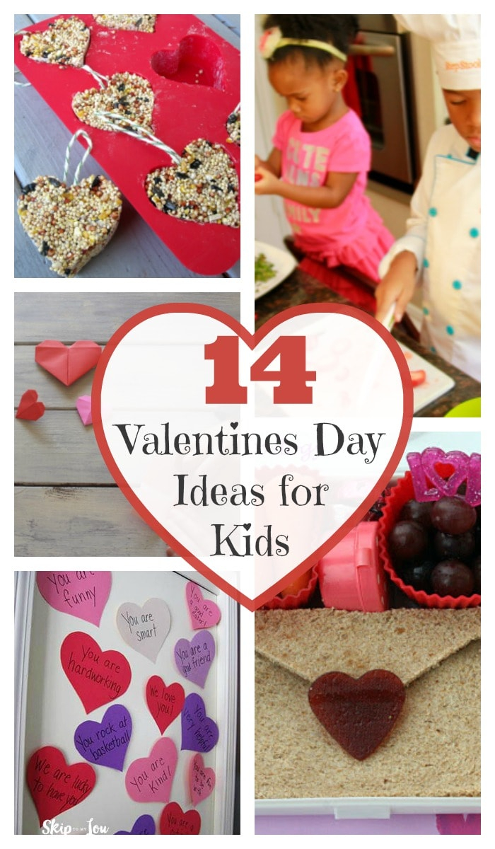 Ideas For Kids Bedroom: 14 Fun Ideas For Valentine's Day With Kids