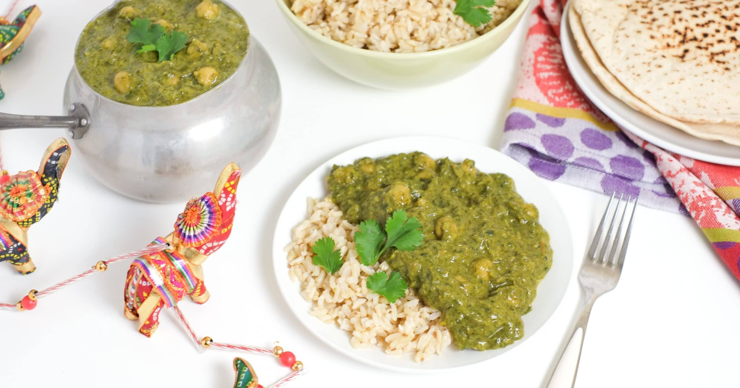 Indian spinach curry for kids recipe healthy ideas for kids forumfinder Choice Image