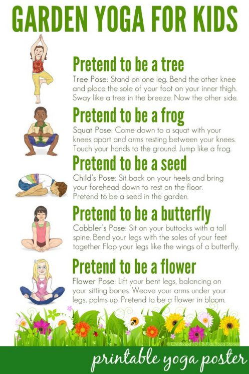 Yoga and Meditation with Kids