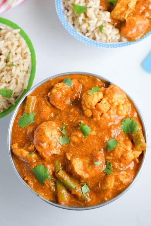 Easy Instant Pot Indian Butter Chicken Recipe | Super Healthy Kids | Food and Drink