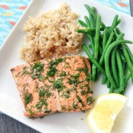 How To Cook Frozen Salmon Fillet In Instant Pot