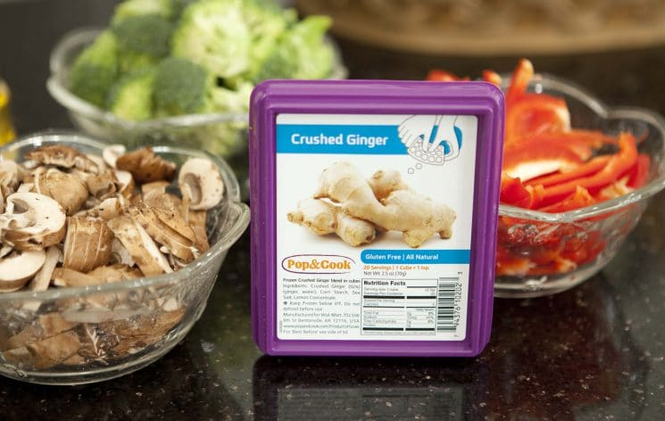 Sweet Ginger Steak Stir-Fry - An amazingly easy but flavorful dinner for your family. www.superhealthykids.com