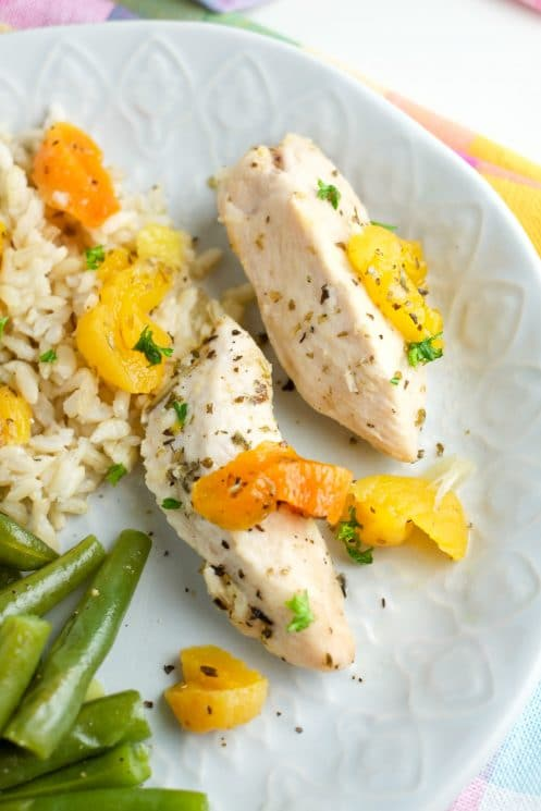 Crockpot Apricot Chicken Recipe | Super Healthy Kids | Food and Drink