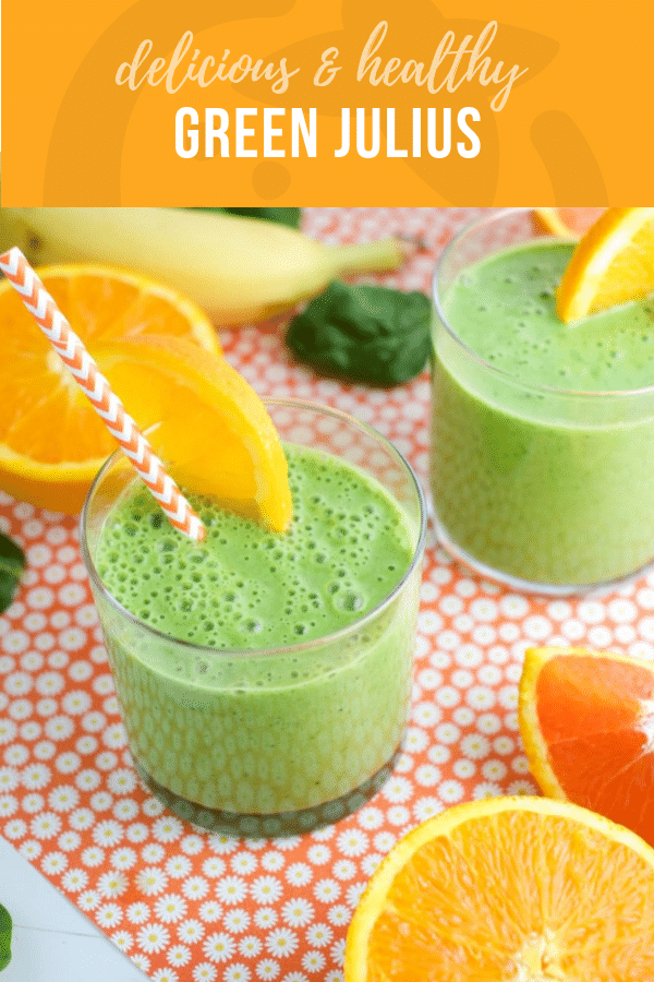 Green Julius | Healthy Ideas for Kids