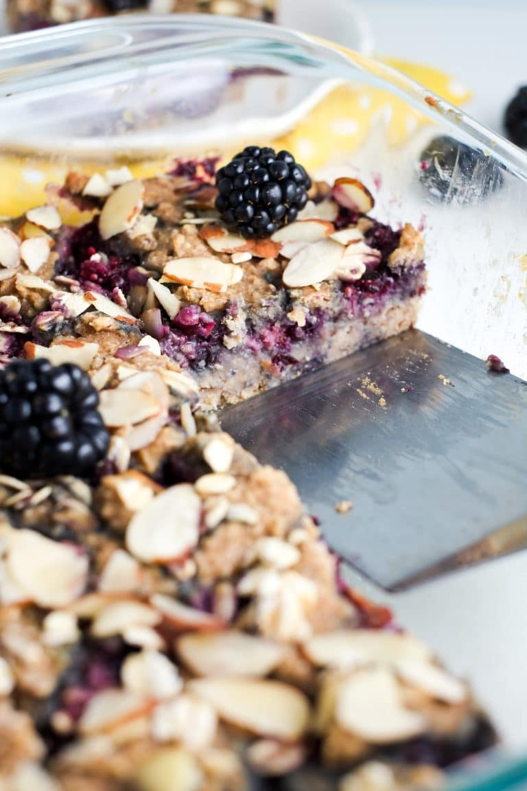 You'd never know there are beans in these delicious breakfast bars!