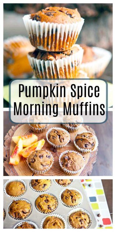 Pumpkin Spice Morning Muffins