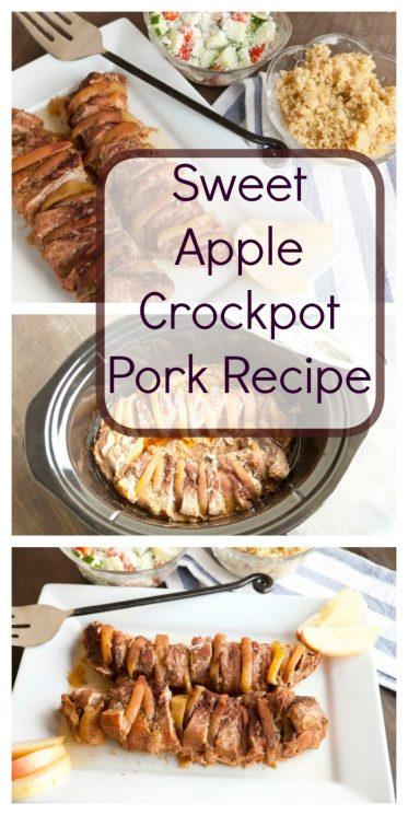 Sweet Apple Crockpot Pork Recipe