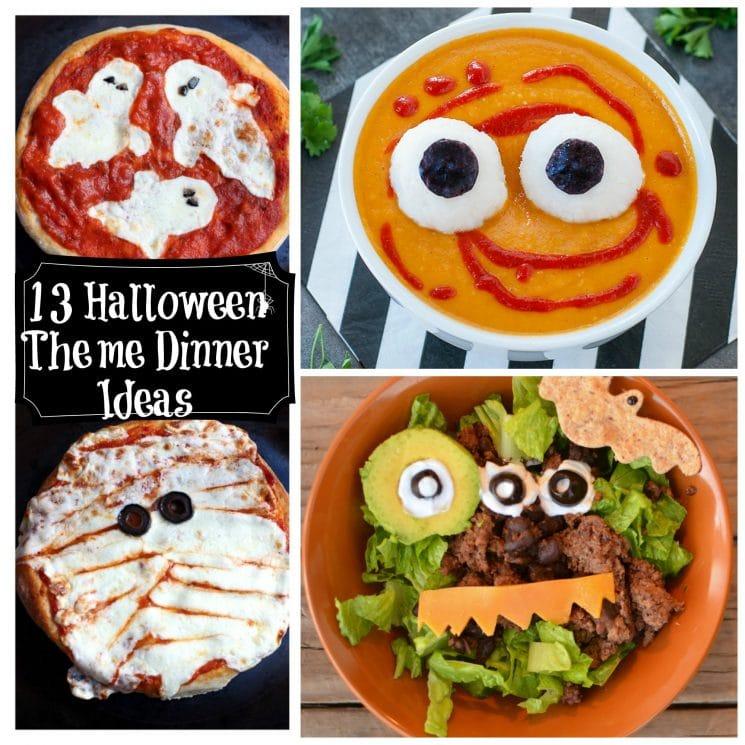 13 Healthy Halloween Themed Dinner Ideas Super Healthy Kids