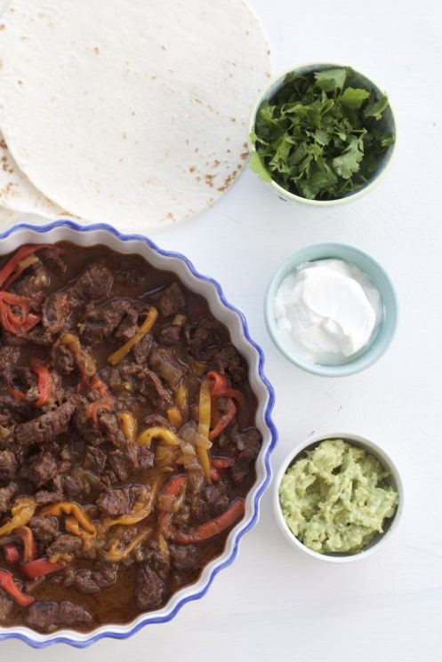 Instant Pot Beef Fajitas Healthy Dinner Ideas, Popular Healthy Instant Pot {One Pot} Meals