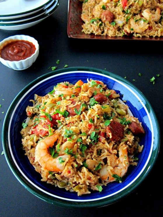 Instant Pot Jambalaya Healthy Dinner Ideas, Popular Healthy Instant Pot {One Pot} Meals