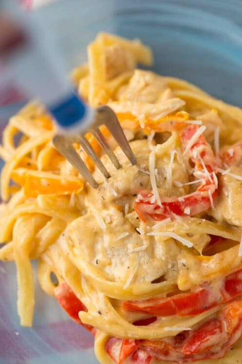 pasta with peppers and chicken, 10 Nutrient-Packed Pasta Recipes