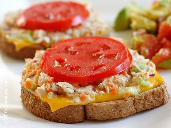 tuna melts, 30 Quick and Easy Last Minute Dinner Ideas