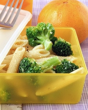 noodles and broccoli, 30 Quick and Easy Last Minute Dinner Ideas