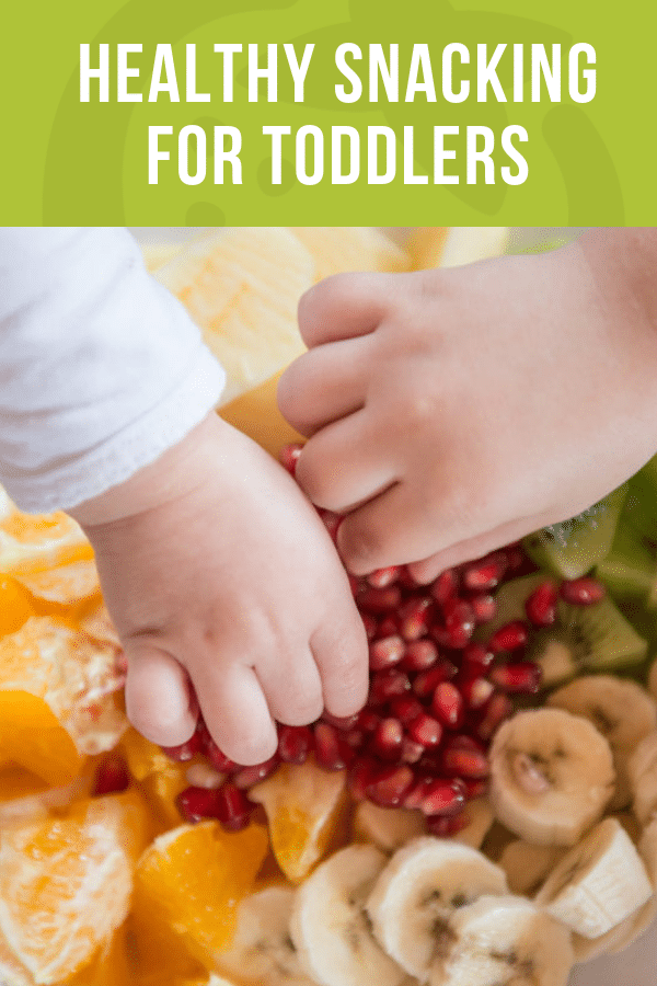 Healthy Snacking for Toddlers   Healthy Ideas and Recipes for Kids