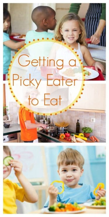 My Best Strategy For Getting a Picky Eater to Eat