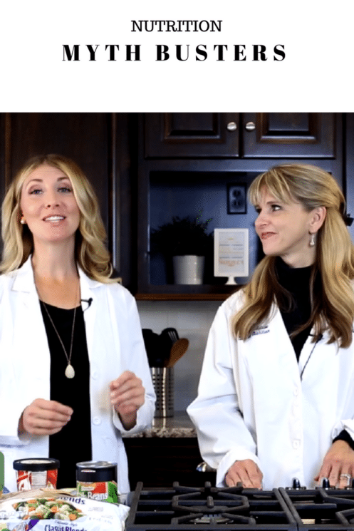 NUTRITION MYTH BUSTERS VIDEO