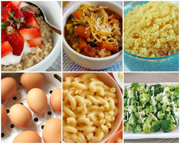 6 foods to cook in a rice pot or rice cooker