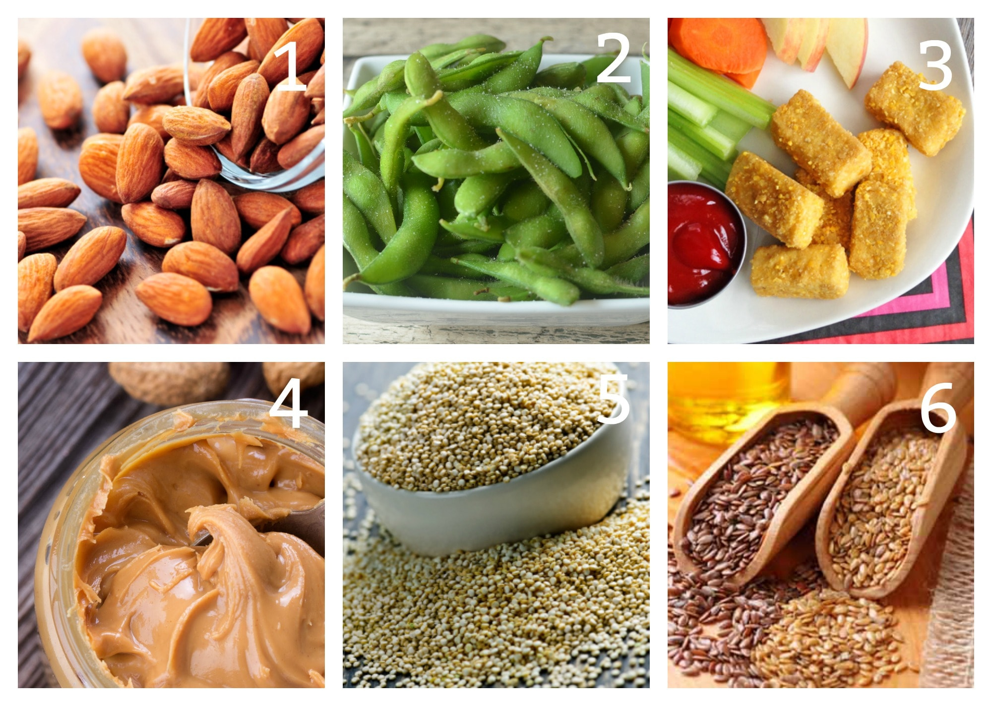 pics 6 Protein Sources That Aren't Meat