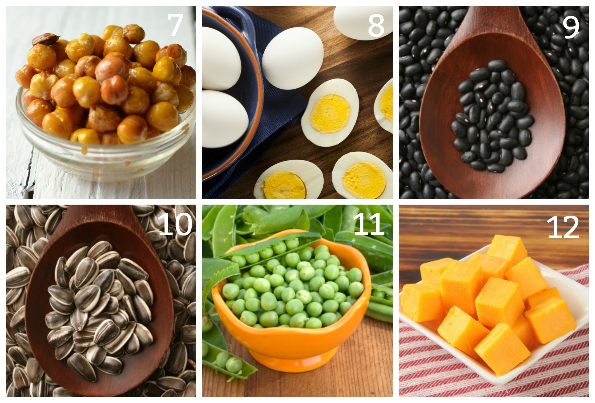 Watch 6 Protein Sources That Aren't Meat video