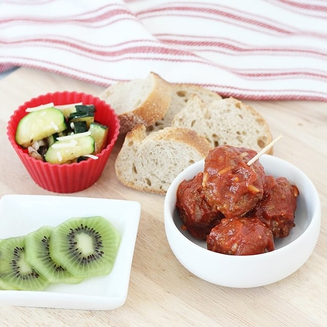 porcupine meatballs for kids
