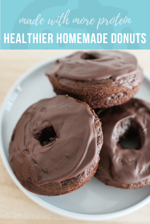 Healthier Chocolate Donuts | Healthy Ideas and Recipes for Kids