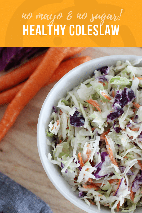 Healthy Coleslaw Recipe | Healthy Ideas and Recipes for Kids