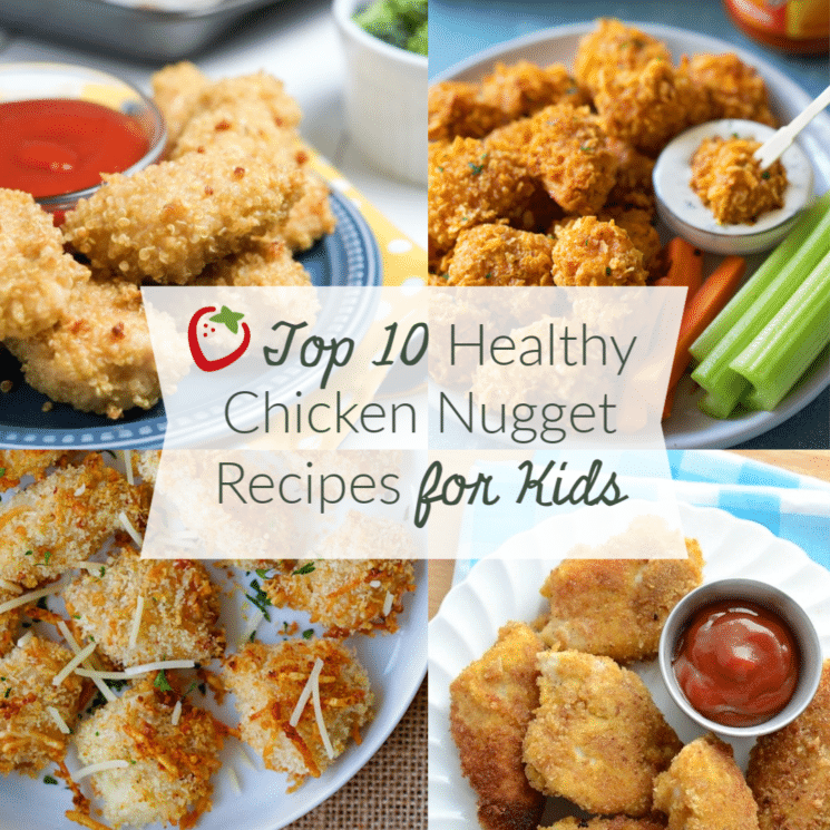 Nuggets Healthy Eats: Top 10 Healthy Chicken Nugget Recipes For Kids