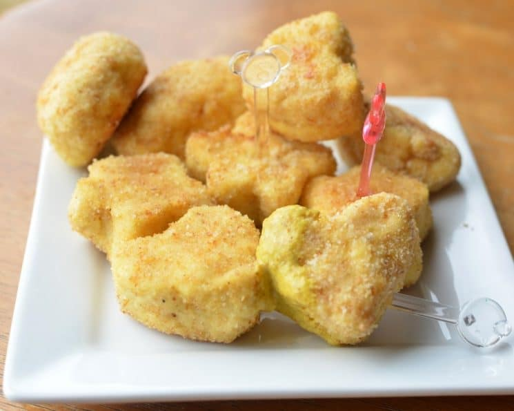 toddler perfect chicken nuggets fun shapes