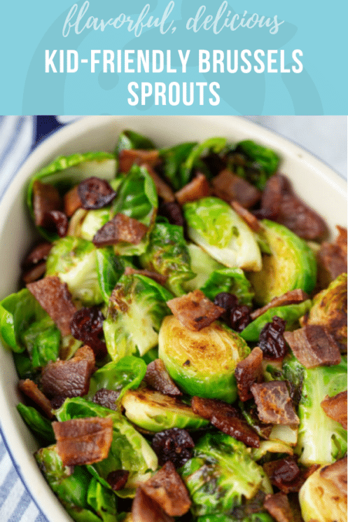 Kid Friendly Brussels Sprouts | Healthy Recipes and Ideas for Kids