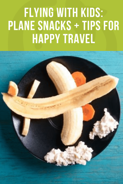 Flying with Kids: 20 Best Plane Snacks and Tips for Happy Travel | Healthy Ideas and Recipes for Kids