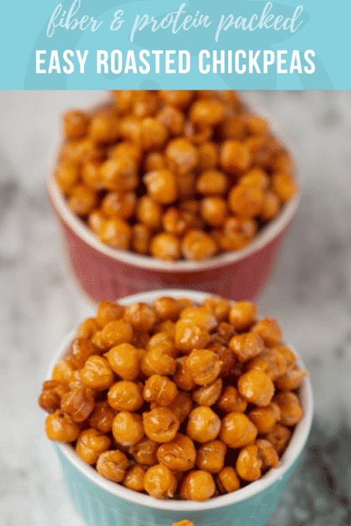 Easy Roasted Chickpeas | Healthy Ideas and Recipes for Kids | Super Healthy Kids