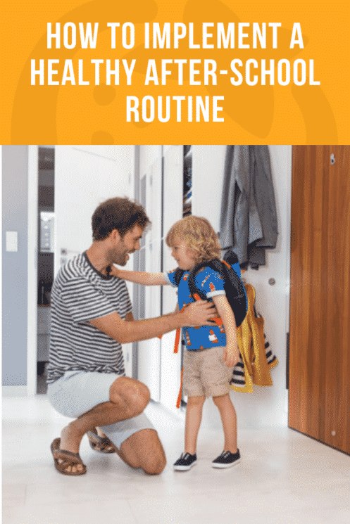 How to Implement a Healthy After-School Routine | Super Healthy Kids | Healthy Ideas & Recipes for Kids | www.superhealthykids.com