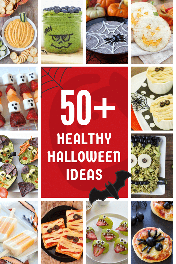 50 Healthy And Festive Halloween Kids Food Ideas Super Healthy Kids