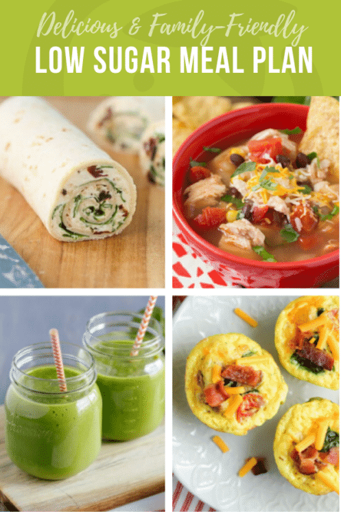 The Delicious Low Sugar Meal Plan