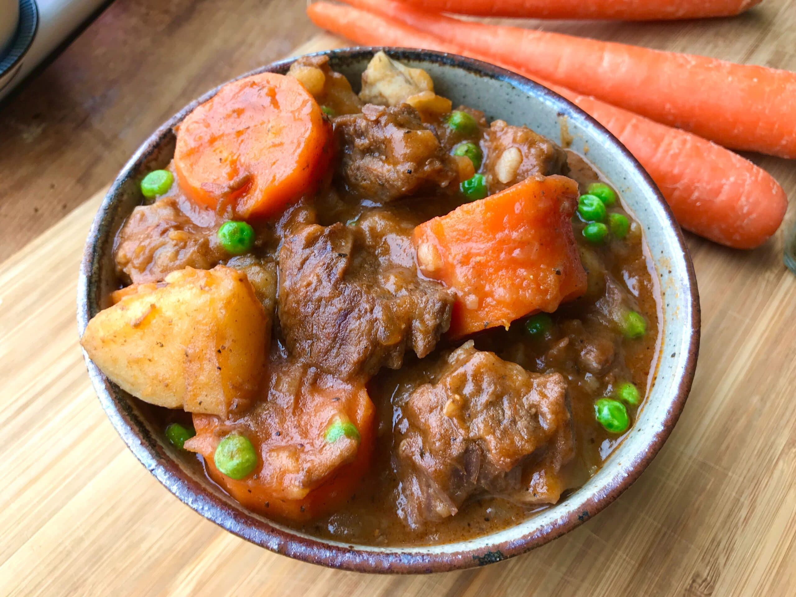 Crockpot Or Instant Pot Beef Stew Recipe Super Healthy Kids