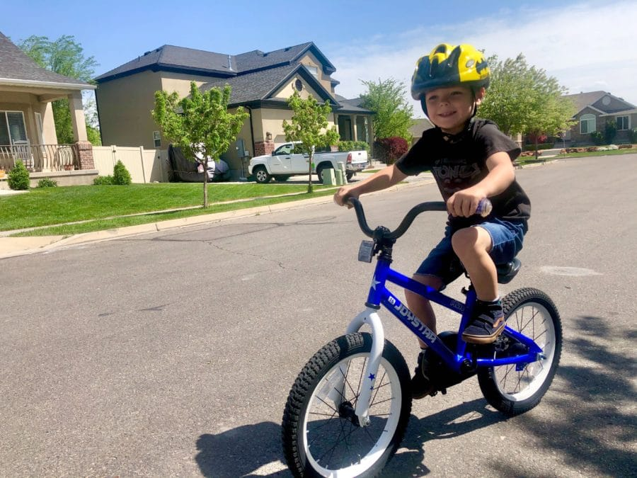 Photo of Teaching Your Toddler to Ride a Bike
