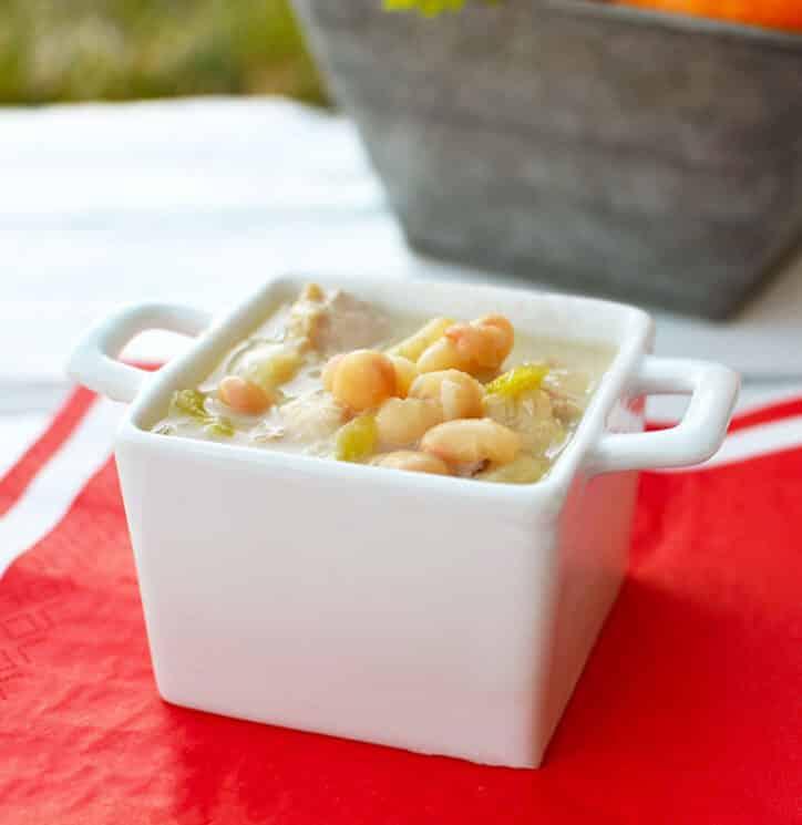 Veggie Packed White Bean Chicken Chili Super Healthy Kids