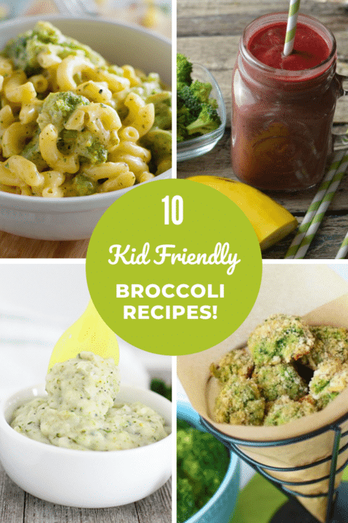 Manu Divers Healthy Diet, Healthier plane-10 Kid-Friendly Broccoli Recipes - Super Healthy Kids
