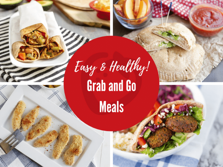 Manu Divers Healthy Diet, Healthier plane-7 Super Easy and Healthy Grab and Go Meals!