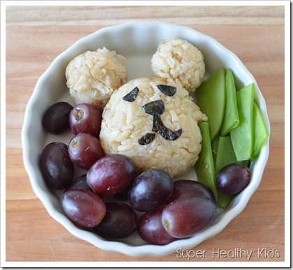rice ball bear