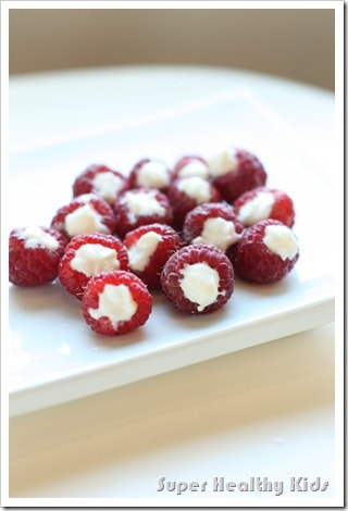 22 Healthy Freezer Friendly Foods. Raspberries are freezer friendly, too!