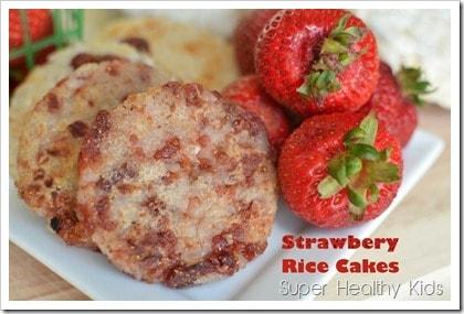 strawberry ricecake- super healthy kids copy