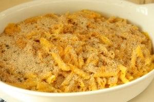 Smokey Pumpkin Mac N' Cheese Recipe. Not your regular mac & cheese- PUMPKIN MAC & CHEESE