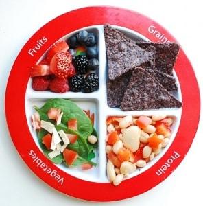 Choose MyPlate Lunch idea