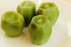 Kiwi sorbet with 100% fruit!
